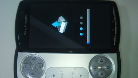 Xperia_Play_updata_reboot